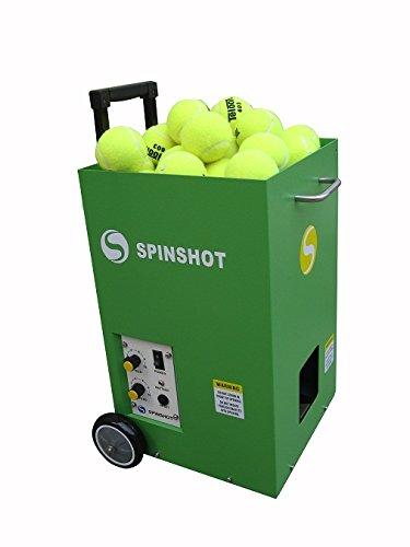 Spinshot Lite Tennis Training Machine Basic Model