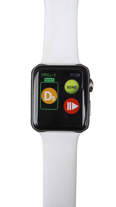 Spinshot Plus-2 Tennis Ball Machine (Plus2 Model =Plus Model + Player Model watch