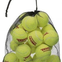 Tourna Mesh Carry Bag of 18 Tennis Balls