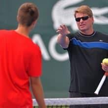 Tennis academies