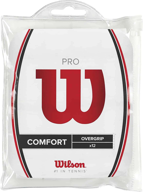 Wilson Pro Tennis Overgrip 12 Pack