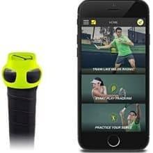 Zepp Tennis Swing Analyzer front
